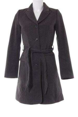 H&M Redingote grigio stile casual