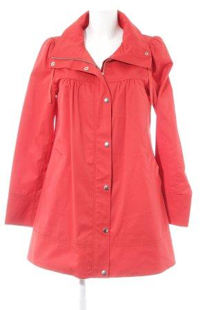 H&M Redingote rosso mattone stile casual