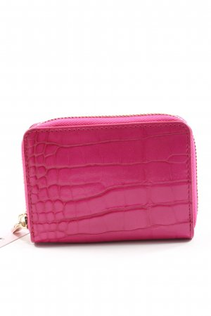 H&M Wallet pink allover print casual look