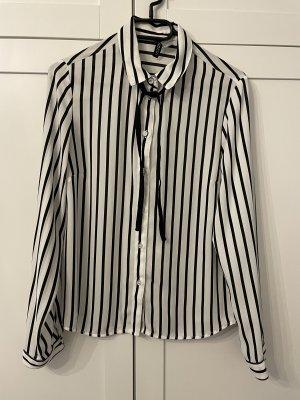H&M gestreifte Bluse Gr. 36