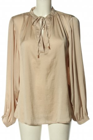 H&M Glanzende blouse room casual uitstraling