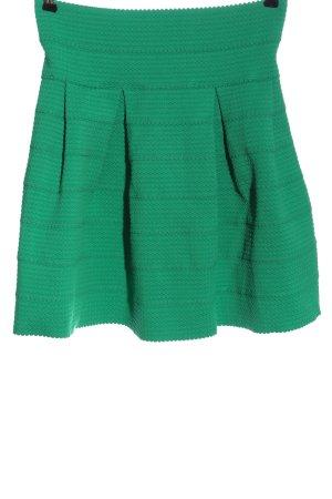H&M Glockenrock grün Casual-Look