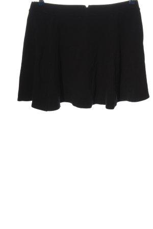 H&M Glockenrock schwarz Elegant