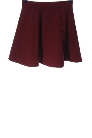 H&M Glockenrock rot Casual-Look