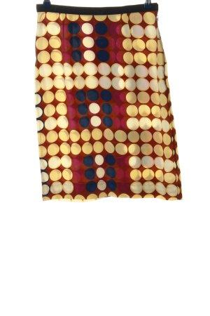 H&M Glockenrock Punktemuster Casual-Look