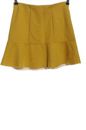H&M Glockenrock blassgelb Casual-Look