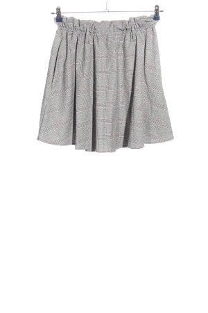 H&M Klokrok geruite print casual uitstraling