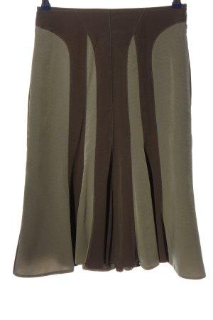 H&M Glockenrock khaki-braun Casual-Look