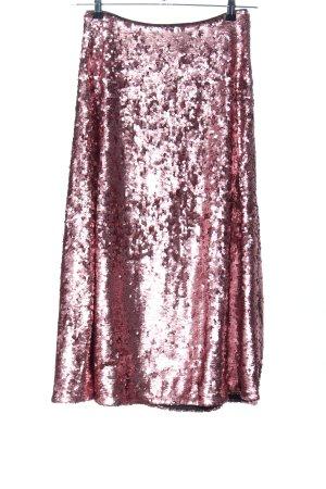 H&M Jupe évasée rose style extravagant