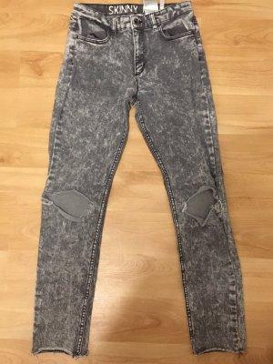 H&M graue Jeans für Kinder