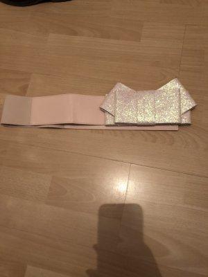 H&M Cintura fianchi crema-rosa pallido