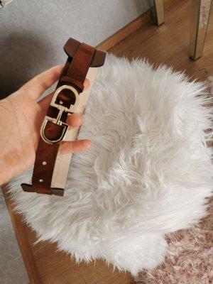 H&M Boucle de ceinture bronze