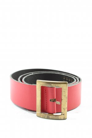 H&M Belt Buckle red casual look