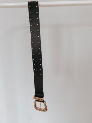 H&M Waist Belt black