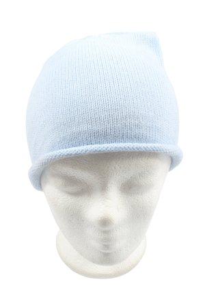 H&M Gorro tejido turquesa elegante