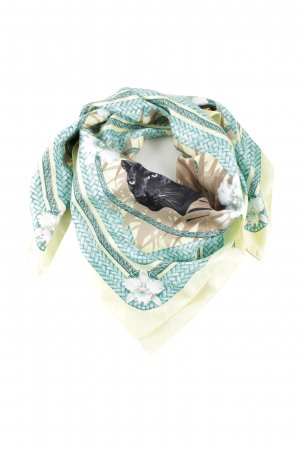 H&M Neckerchief animal pattern casual look