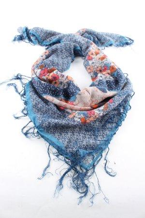 H&M Apaszka Wzór w kwiaty W stylu casual