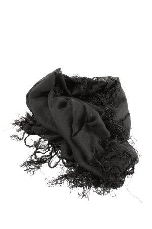 H&M Halsdoek zwart casual uitstraling