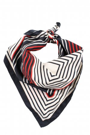 H&M Neckerchief striped pattern casual look