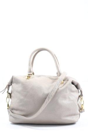 H&M Handtasche wollweiß Business-Look