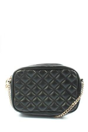 H&M Minitasche schwarz Elegant