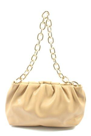 H&M Handtasche nude klassischer Stil