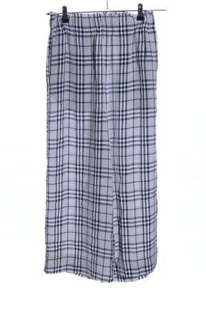 H&M Pantalone alla turca motivo a quadri stile casual