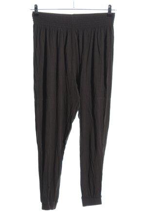 H&M Pantalone alla turca grigio chiaro stile casual