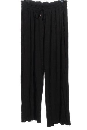 H&M Haremshose schwarz klassischer Stil