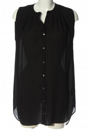 H&M Long Blouse black casual look