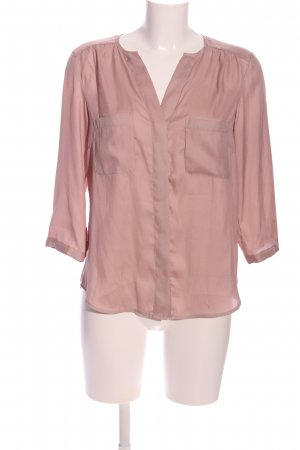 H&M Hemd-Bluse pink Business-Look
