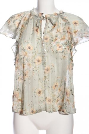 H&M Shirt Blouse abstract pattern casual look