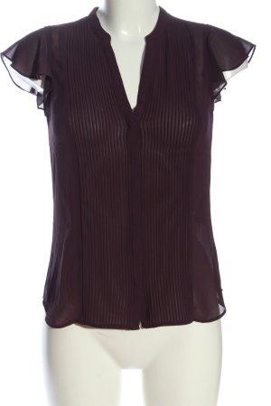 H&M Hemd-Bluse lila Elegant