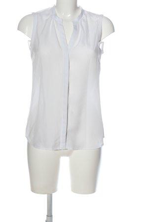 H&M Hemd-Bluse weiß Business-Look