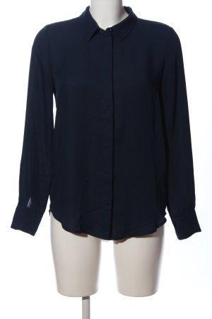 H&M Koszulowa bluzka niebieski W stylu casual