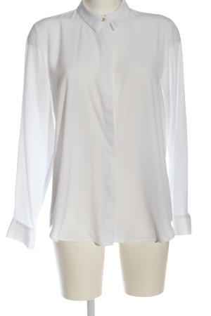 H&M Hemd-Bluse weiß Elegant