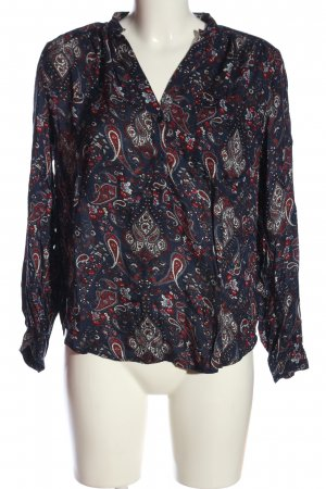 H&M Hemd-Bluse Mustermix Casual-Look