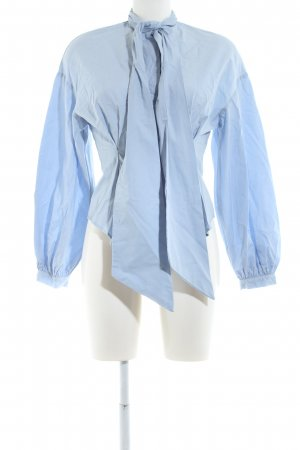 H&M Hemd-Bluse blau Elegant