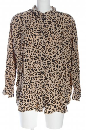 H&M Hemd-Bluse Allover-Druck Casual-Look