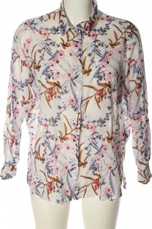 H&M Hemd-Bluse Allover-Druck Business-Look