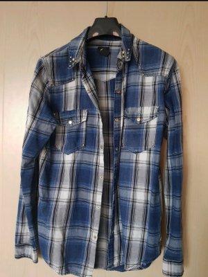 H&M Lumberjack Shirt blue