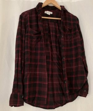 L.O.G.G. H&M Flannel Shirt multicolored