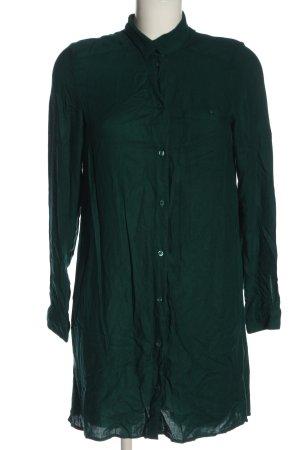H&M Hemdblusenkleid grün Elegant