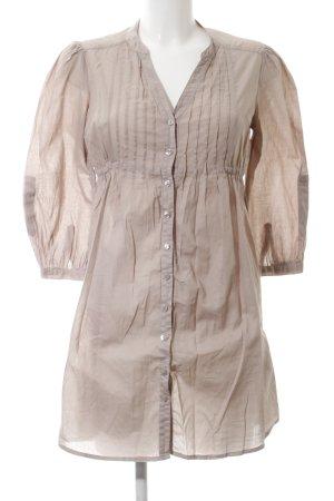 H&M Shirtwaist dress brown casual look