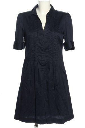 H&M Hemdblusenkleid blau Casual-Look