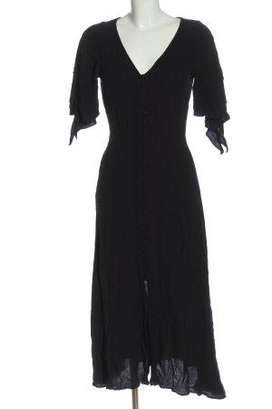 H&M Robe chemise noir élégant