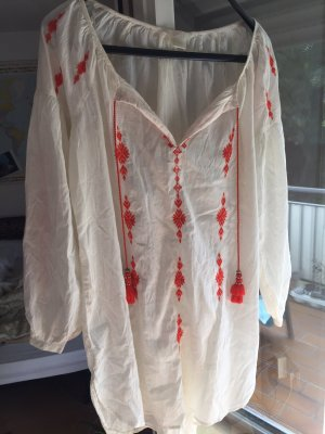 H&M Hemdblusenkleid Hemd Kleid Blogger