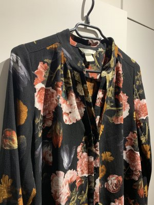 H&M Abito blusa camicia multicolore