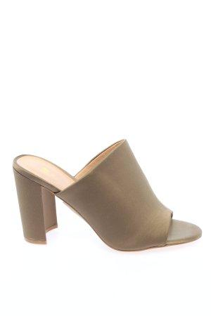 H&M High Heel Sandaletten wollweiß Casual-Look