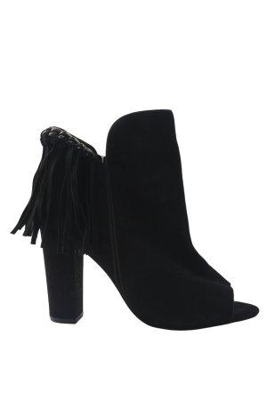 H&M High Heel Sandaletten schwarz Casual-Look